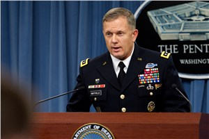 DoD Official: Successful Syrian Strikes Only the Beginning