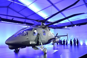 UTC Aerospace Systems Technology Supports Sikorsky S-97 RAIDER