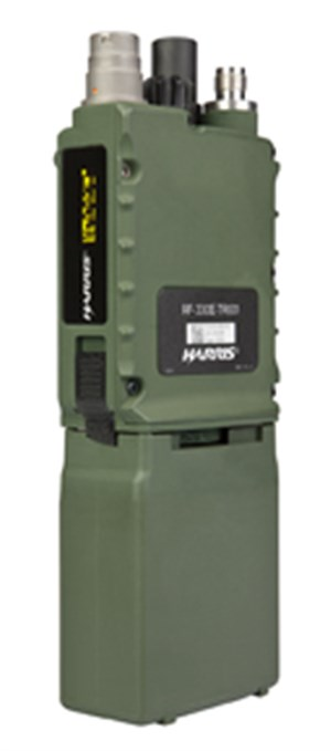 Harris Delivers 1st Wideband Rifleman Team Radios