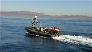 NGC Conducts Successful Demo of its AQS-24A Mine Detecting Sensor System for US Naval Forces Central Command