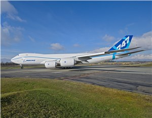 Boeing Forecasts World Air Cargo Traffic to Double in Next 20 Years