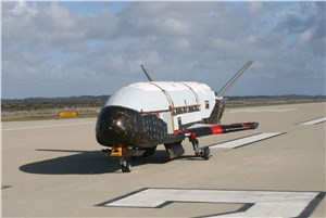 NASA Partners with X-37B Program for Use of Former Space Shuttle Hangars