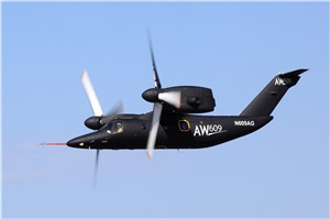 AW609 Test Pilots Receive Iven C. Kincheloe Award