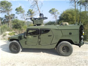 Elbit to Supply Satellite-on-the-Move Systems for Use by the Canadian Armed Forces