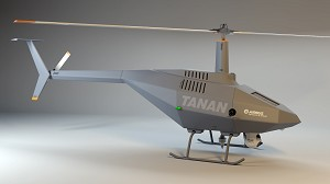 Airbus Defence and Space Signs Cooperation Agreement With DCNS for the Development of TANAN Ship-Based UAS