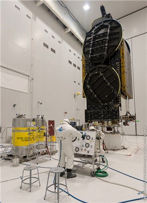 DIRECTV-14 is Fueled for Next Ariane 5 Launch