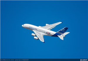 Airbus to Showcase Continuous Innovation at 2014 Zhuhai Airshow