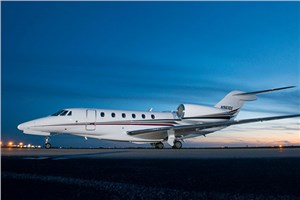 Textron Aviation Teams With Guardian Jet to Market Citation X Elite