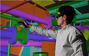 Virtual Reality Technology Transforms Design of UK Warships