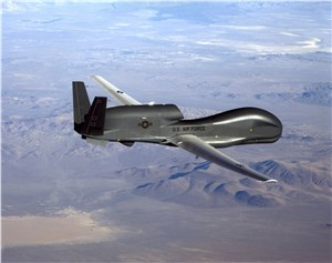 NGC Signs Global Hawk Sustainment Partnership with the USAF