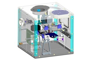 Europe's 3D printer set for Space Station