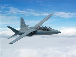 Honeywell To Power Textron Scorpion Aircraft