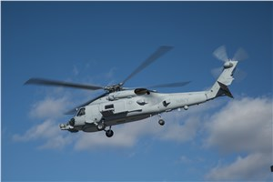 LM Delivers the 200th Romeo Helicopter to US Navy