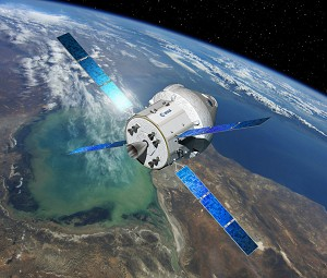 ESA Commissions Airbus Defence and Space As Prime Contractor for US Space Capsule Orion Service Module