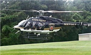 Bell Helicopter Completes Final Delivery to Pennsylvania State Police for 6 Bell 407GXs