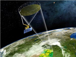 NASA's SMAP Satellite To Use NGC's AstroMesh Reflector to Collect Data on Climate and Weather Fluctuations