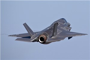 Contract Signed for 1st Production Batch of F-35B Aircraft