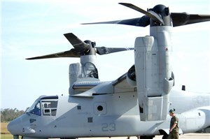 USMC Awards Rolls-Royce V-22 Engine  Services Contract