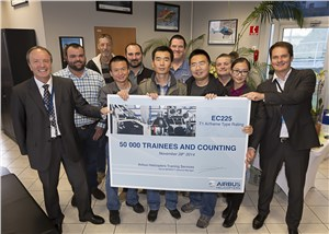 Airbus Helicopters Training Services Reaffirms its Commitment to Safety