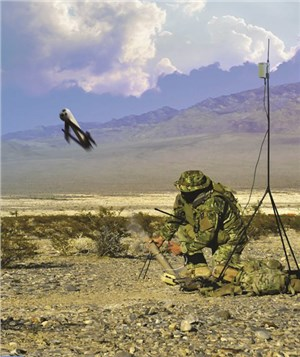 AeroVironment Receives $4.3 M Award and $7.1 M Option for Switchblade Tactical Missile System Support Services