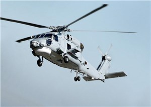 Indian Navy Selects Sikorsky's S-70B SEAHAWK Aircraft for Multi-Role Helicopter Requirement