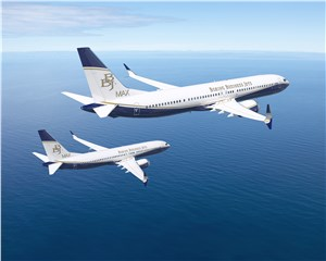 Boeing Business Jets, Comlux Announce Order for 2 BBJ MAX 8s