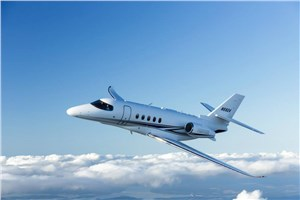 Cessna Citation Sovereign+ and M2 Make MEBA debut