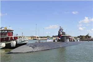 USS Norfolk Decommissioned