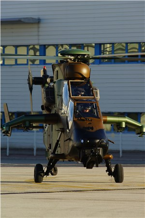 Airbus Helicopters Delivers 1st Tiger HAD Block 2 Attack Helicopters to the French Army