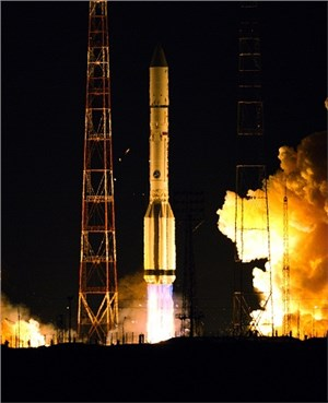 ILS Proton Successfully Launches the Yamal-401 Satellite Marking the 400th Proton Mission