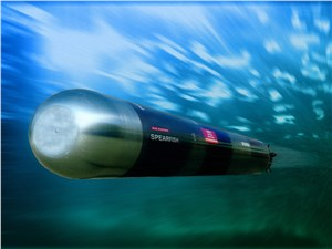 GBP270 M Contract Awarded to Upgrade Royal Navy Torpedoes