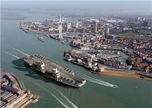 GBP1.5M Contract Awarded for Carrier Engineering Support