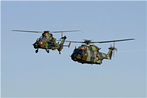 Airbus Helicopters delivers 1st NH90 and 1st 2 HAD-E Tigers to Spanish MoD