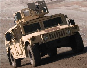 Iraq - M1151A1 Up-Armored High Mobility Multi-Purpose Wheeled Vehicles