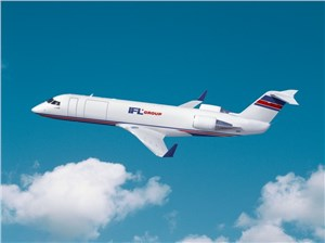 IFL Group to Acquire the 1st Bombardier CRJ200 Special Freighter Aircraft