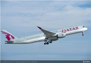 Rockwell Collins' Next-Gen Systems for A350 XWB Debut at Qatar Airways