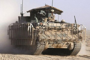 AMPV Program's EMD Contract Awarded to BAE