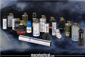 Mace to Launch Less-Lethal Tactical Munitions Products at SHOT Show