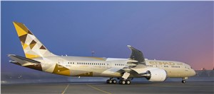 Boeing Delivers Etihad Airways' 1st 787-9 Dreamliner