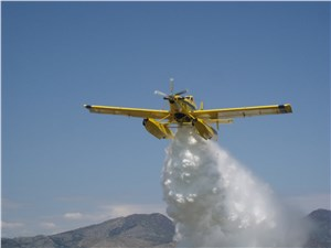 Elbit Awarded Approximately $100 M to Purchase New Firefighting Aircraft and Operate Firefighting Squadron