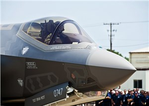 Lakenheath Selected to Host 1st F-35s in USAFE