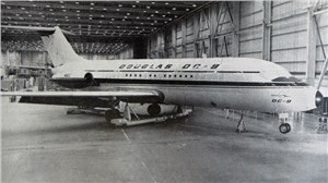 This Day in History: Douglas Aircraft Rolls Out 1st DC-9
