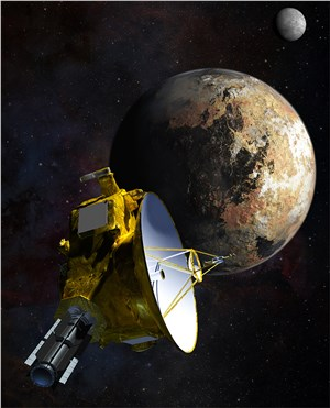 NASA's New Horizons Spacecraft Begins 1st Stages of Pluto Encounter