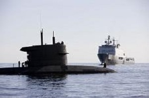 Saab and Damen Team for Walrus Future Submarine Replacement Programme