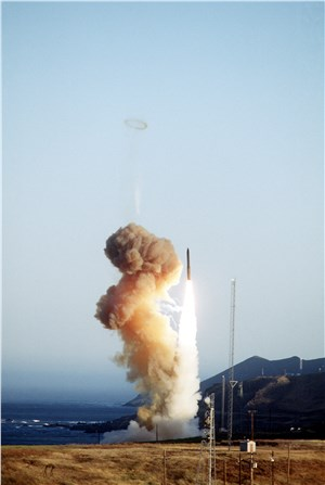 Boeing Wins $51 M to Sustain ICBM Guidance System