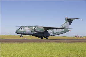 Embraer KC-390 military transport makes successful first flight