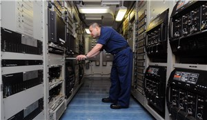 Digital Modular Radios by GD Quadruples US Navy Network Communications Capacity with New Software