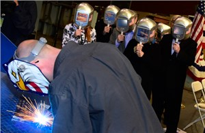 Sparks of Life: LM-Led Team Lays Keel on Nation's 13th LCS