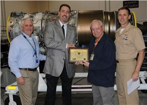 Successful J52 Engine Repair Program Ends at FRCSE