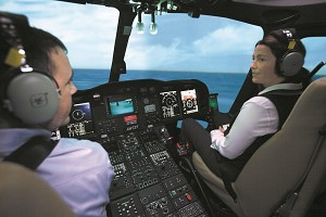 AgustaWestland to Establish FlightSafety International as an AW139 Authorised Training Centre in Lafayette, Louisiana
